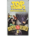 SuperHeroes DC 1 Top Trumps
